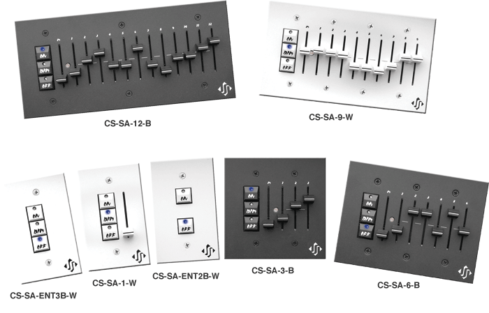 CS Series Super Analog Control Stations