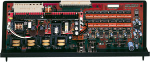 QD-2000 Power Supply and Ramp Module