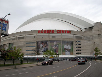 Rogers Centre Toronto ON