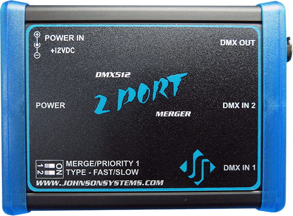 2-PORT MERGER