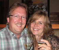 Johnson Systems owners and founders Shaun and Michelle Johnson celebrate their 20th wedding anniversary!