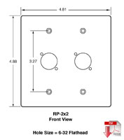 Simplicity Receptacle CAD Drawings ZIP File